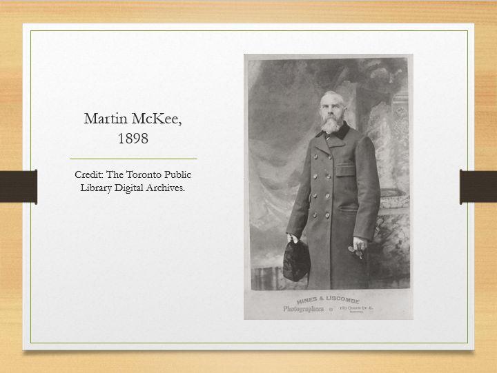 McKee photo