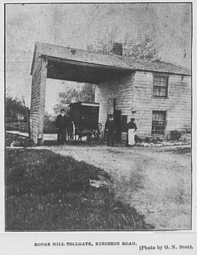18960425 GL Toll house Rouge River Kingston