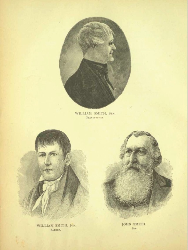 History of Toronto And County of York, Vol. II, Toronto C. Blackett Robinson, 1885 portraits