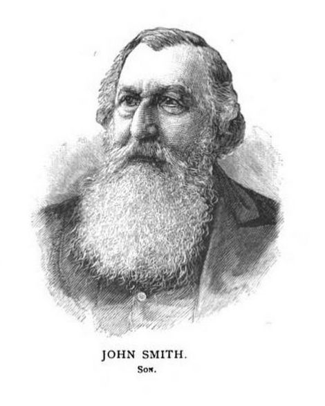 John Smith Portrait