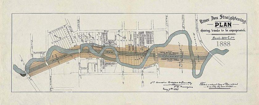 REF-1888-Don River Styraightening