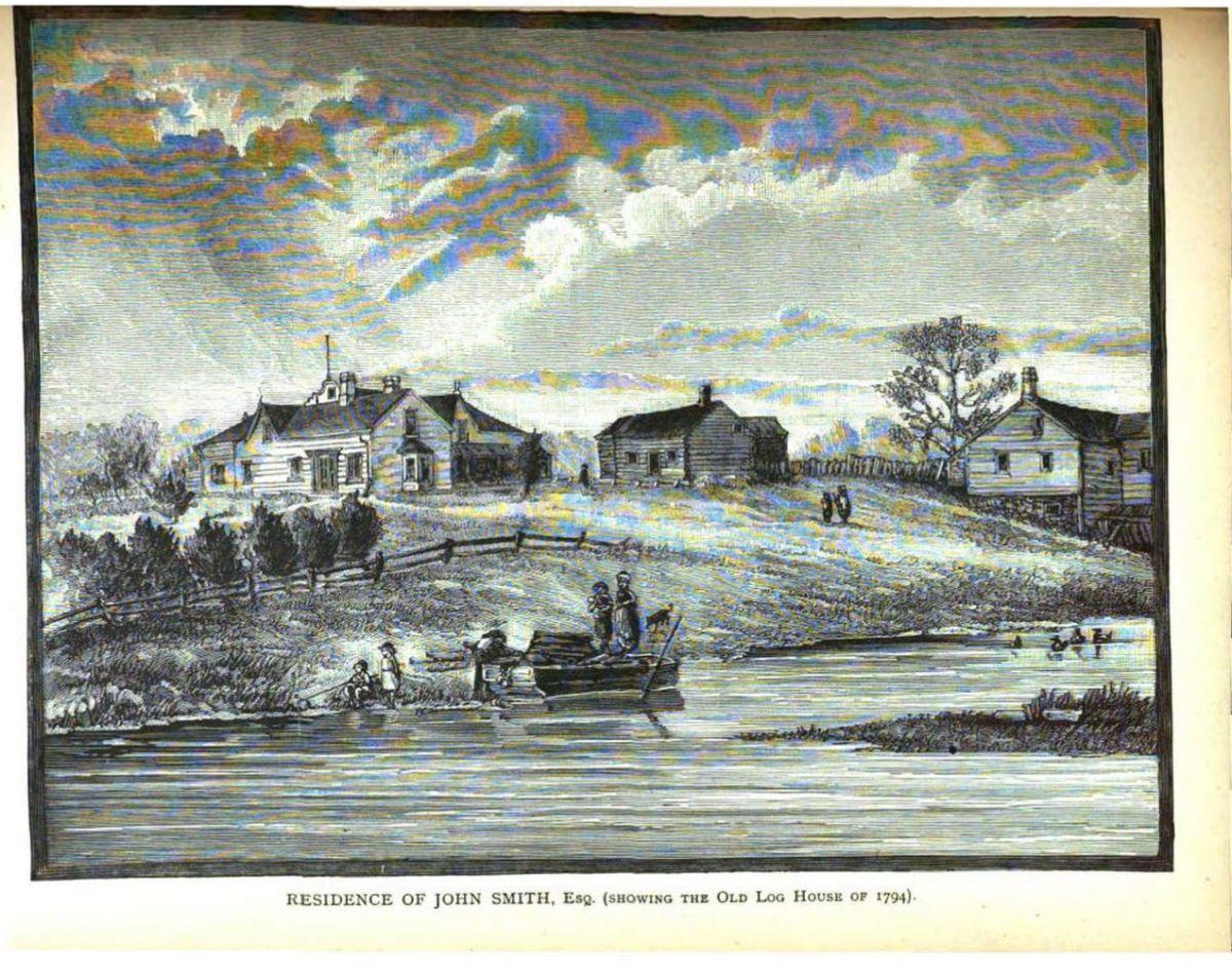 Residence of John Smith