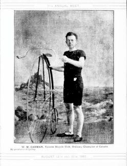 Toronto Bicycle Association, 1892