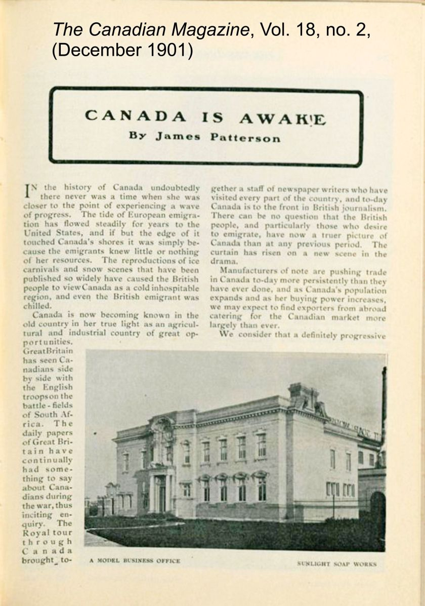 19011200 The Canadian magazine Vol. 18, no. 2 (Dec. 1901) 29