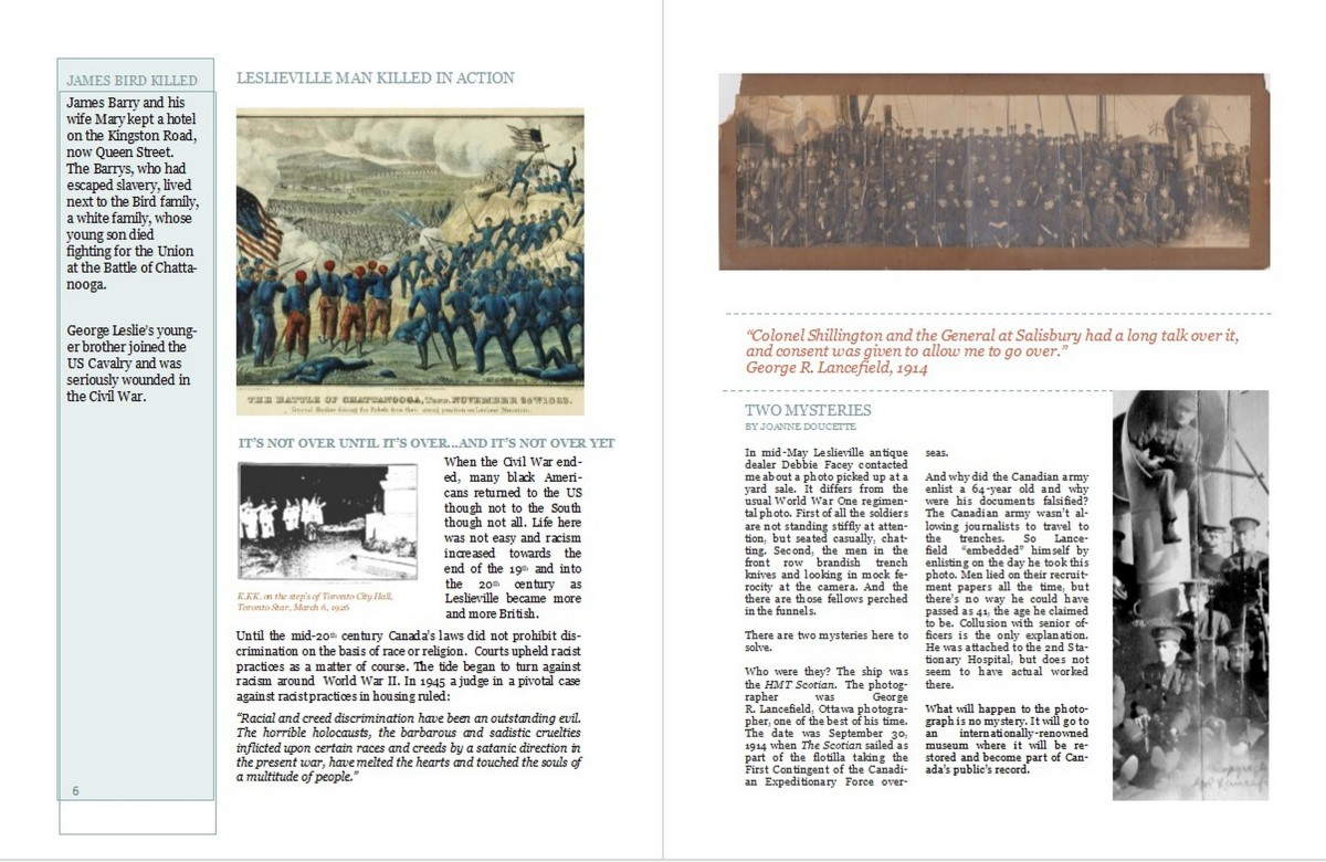 Page 5 and 6