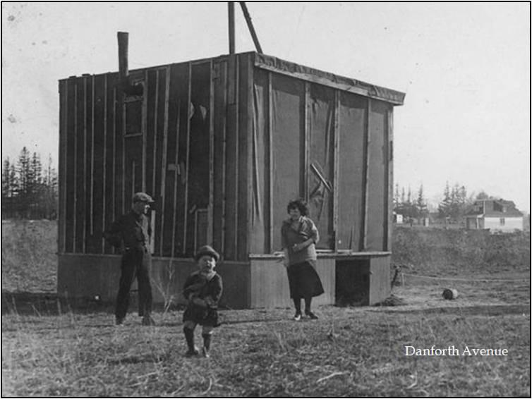 New house Danforth Ave ca 1921 William James Fonds - Copy - Copy