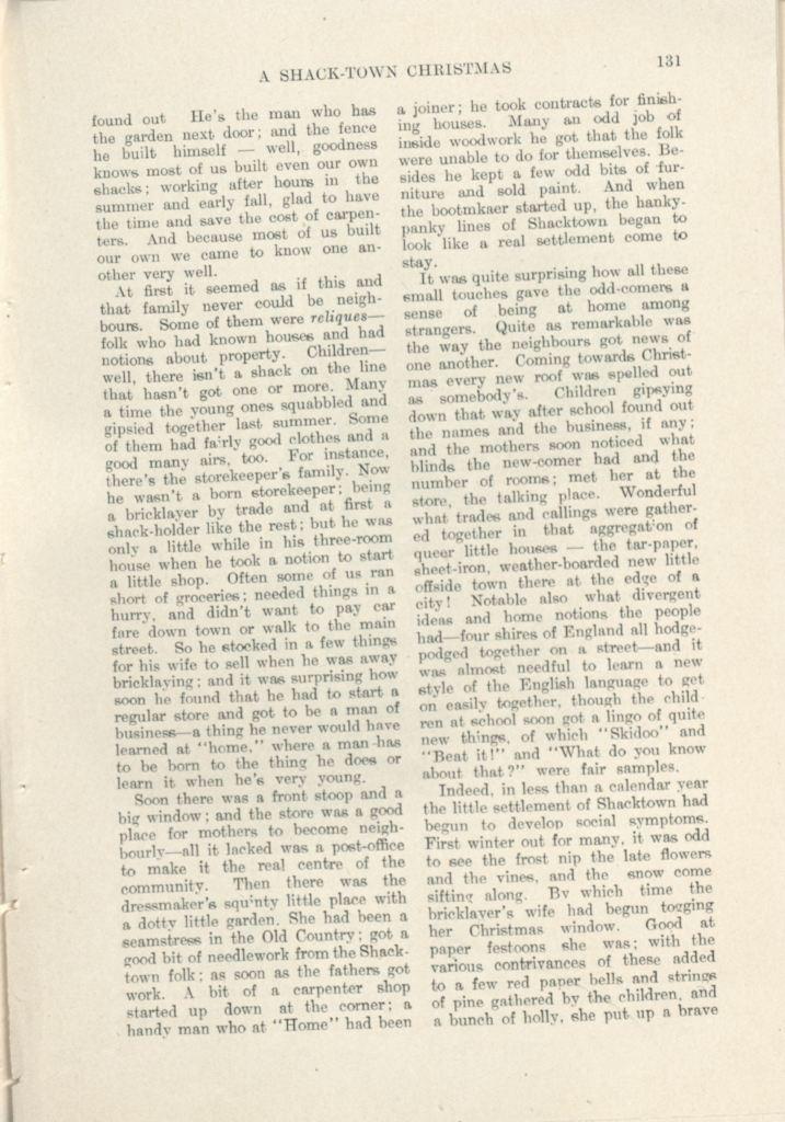 The Canadian Magazine Vol. 34, no. 2 (Dec. 1909) 3