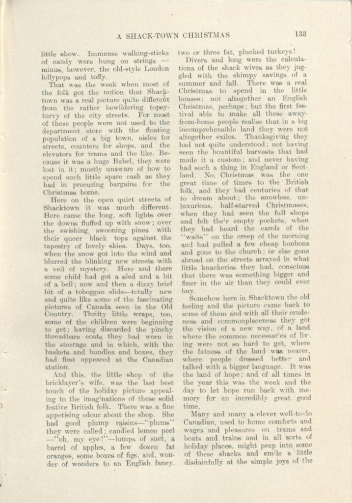 The Canadian Magazine Vol. 34, no. 2 (Dec. 1909) 5