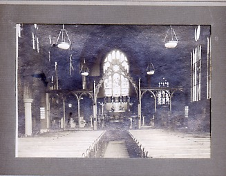 St Mathews Anglican church First Ave. Toronto circa 1939