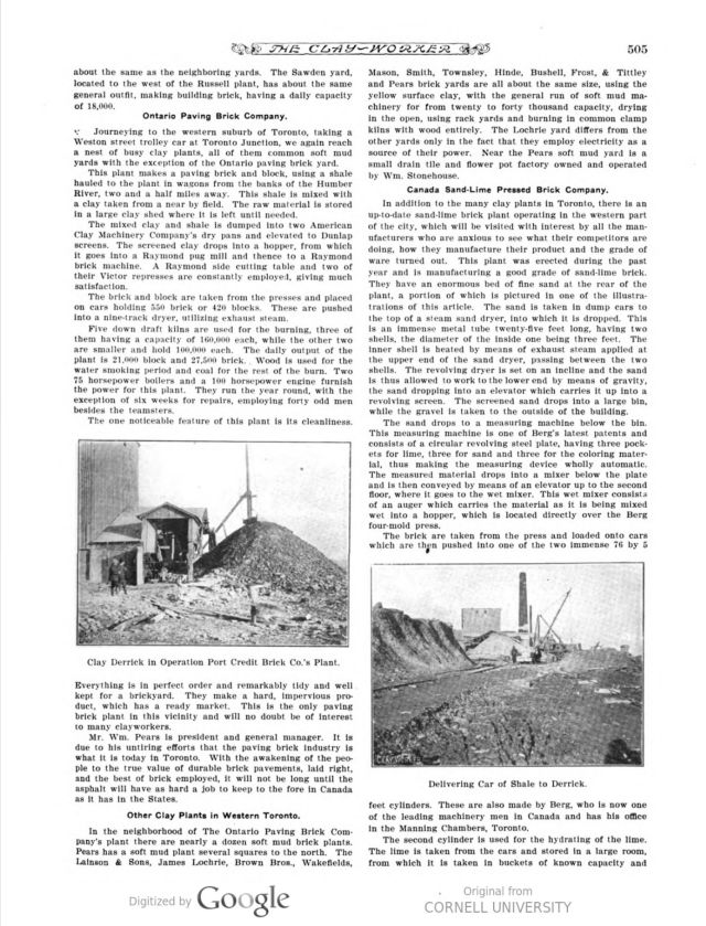 The Clay Worker Nov 1906 505