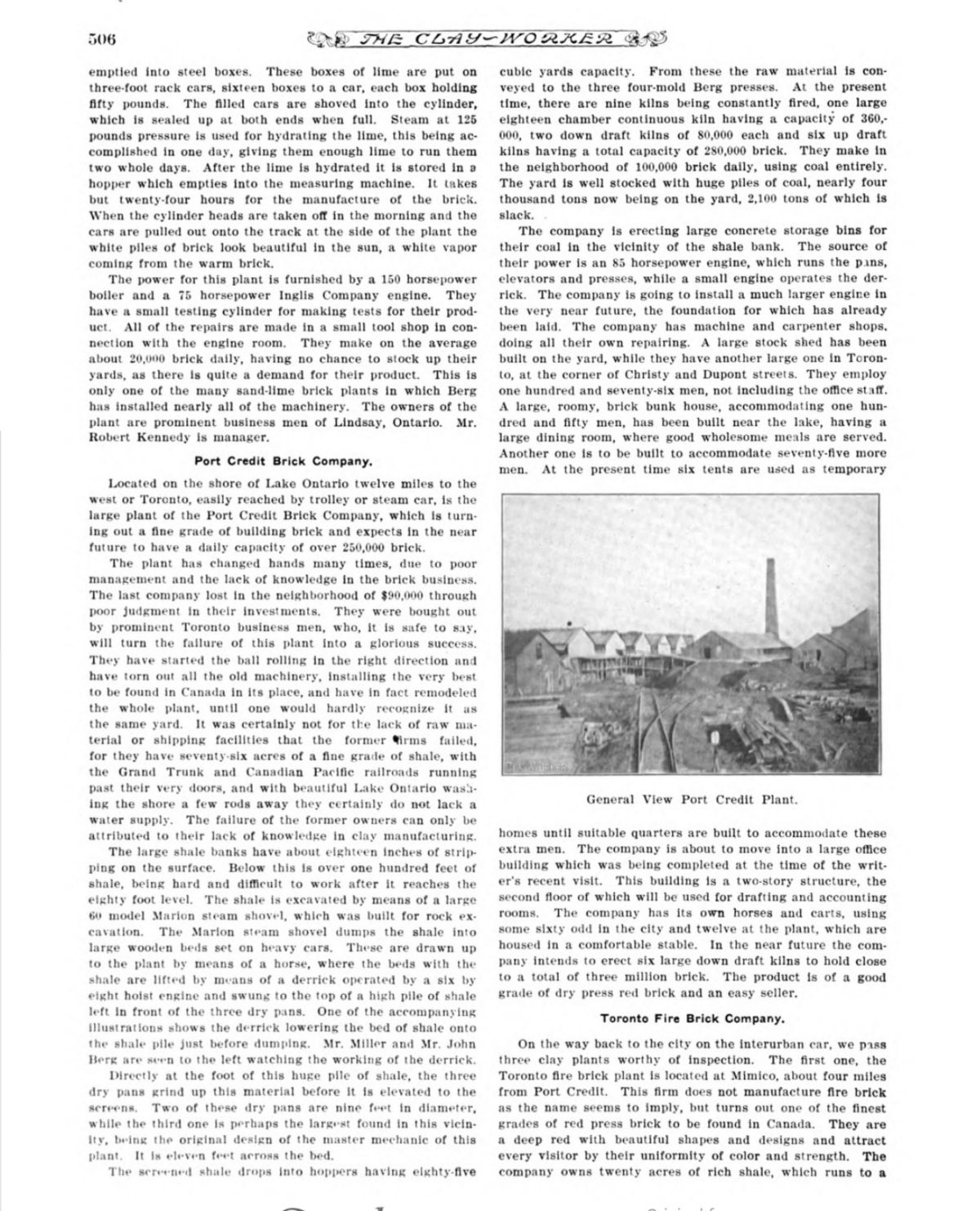 The Clay Worker Nov 1906 506