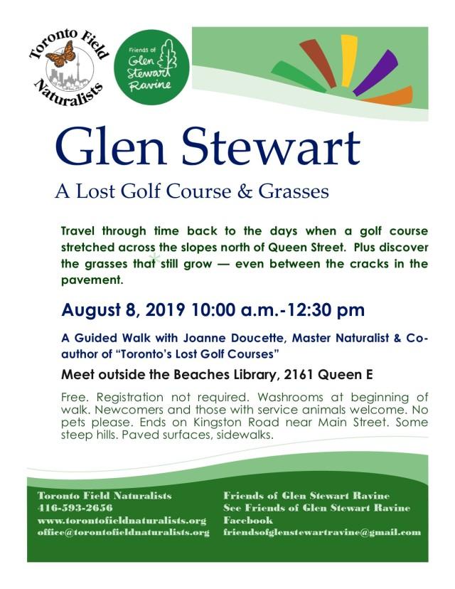 August walk Glen Stewart revised