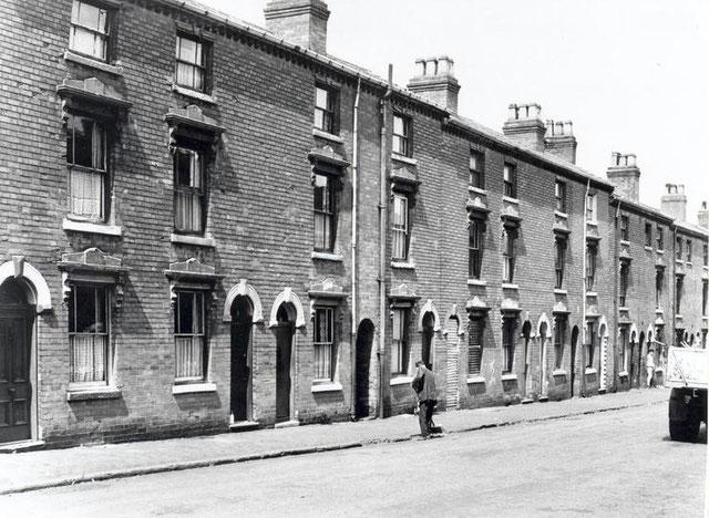 Alexandra Street, Ladywood