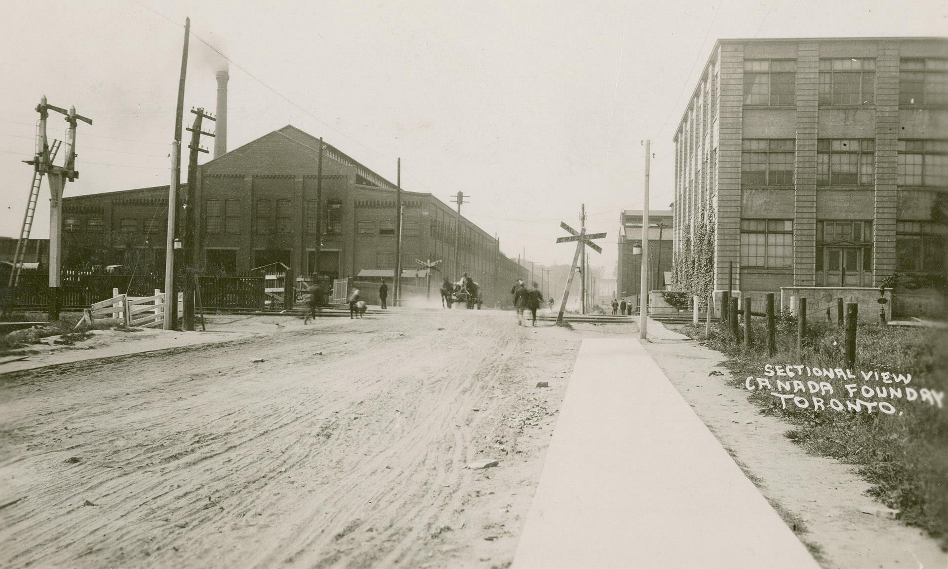 Canada Foundry, Lansdowne Avenue