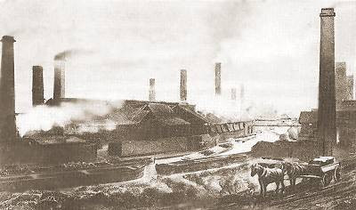 The Patent Shaft & Axletree Company at the turn of the 20th century