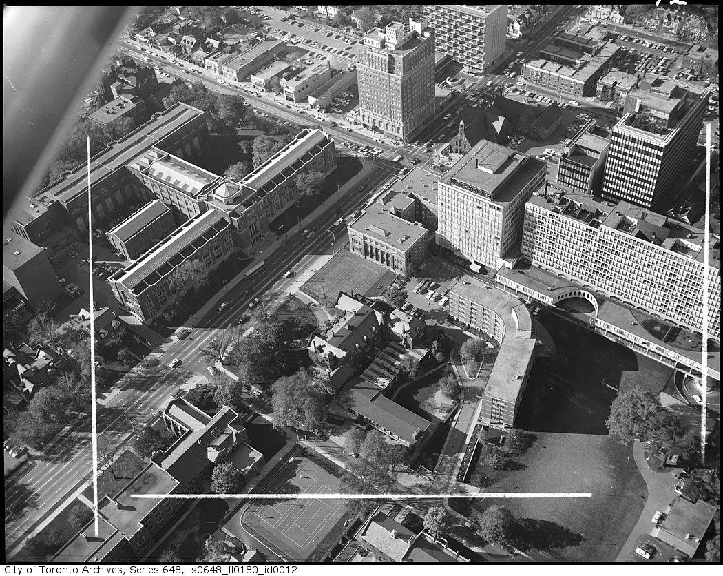 Bloor Danforth Subway 1965 TARCH 12