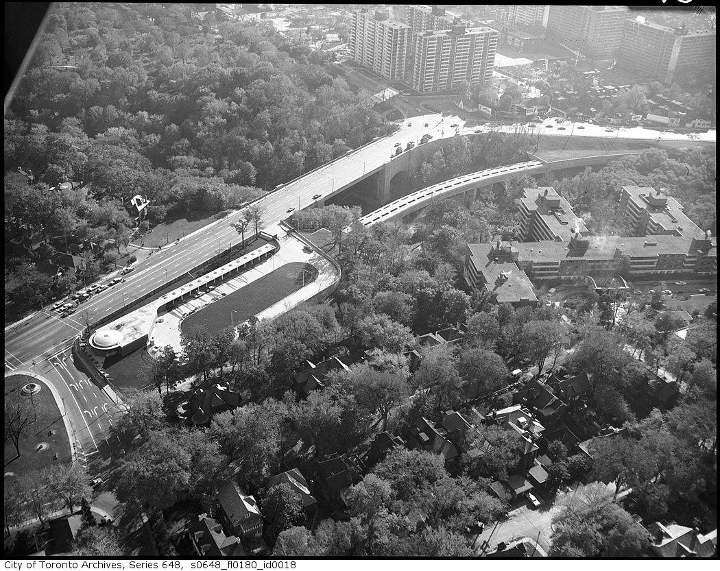 Bloor Danforth Subway 1965 TARCH 18