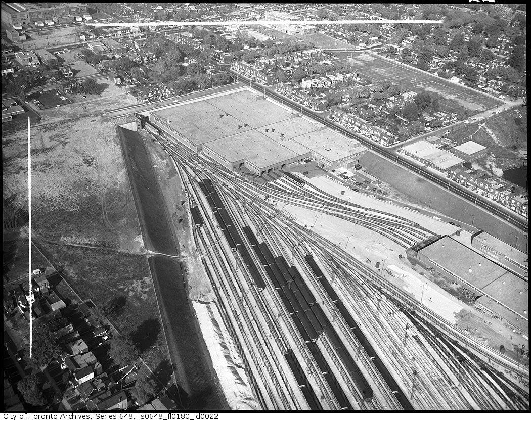 Bloor Danforth Subway 1965 TARCH 22