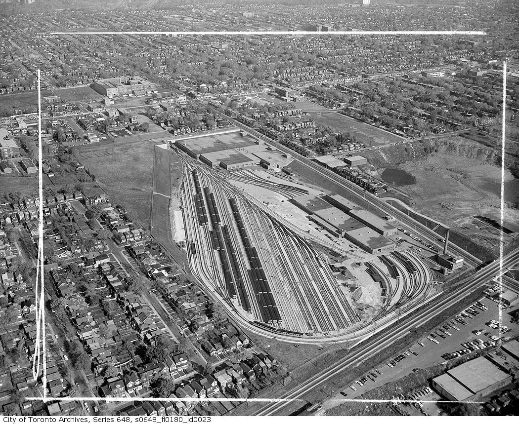 Bloor Danforth Subway 1965 TARCH 23