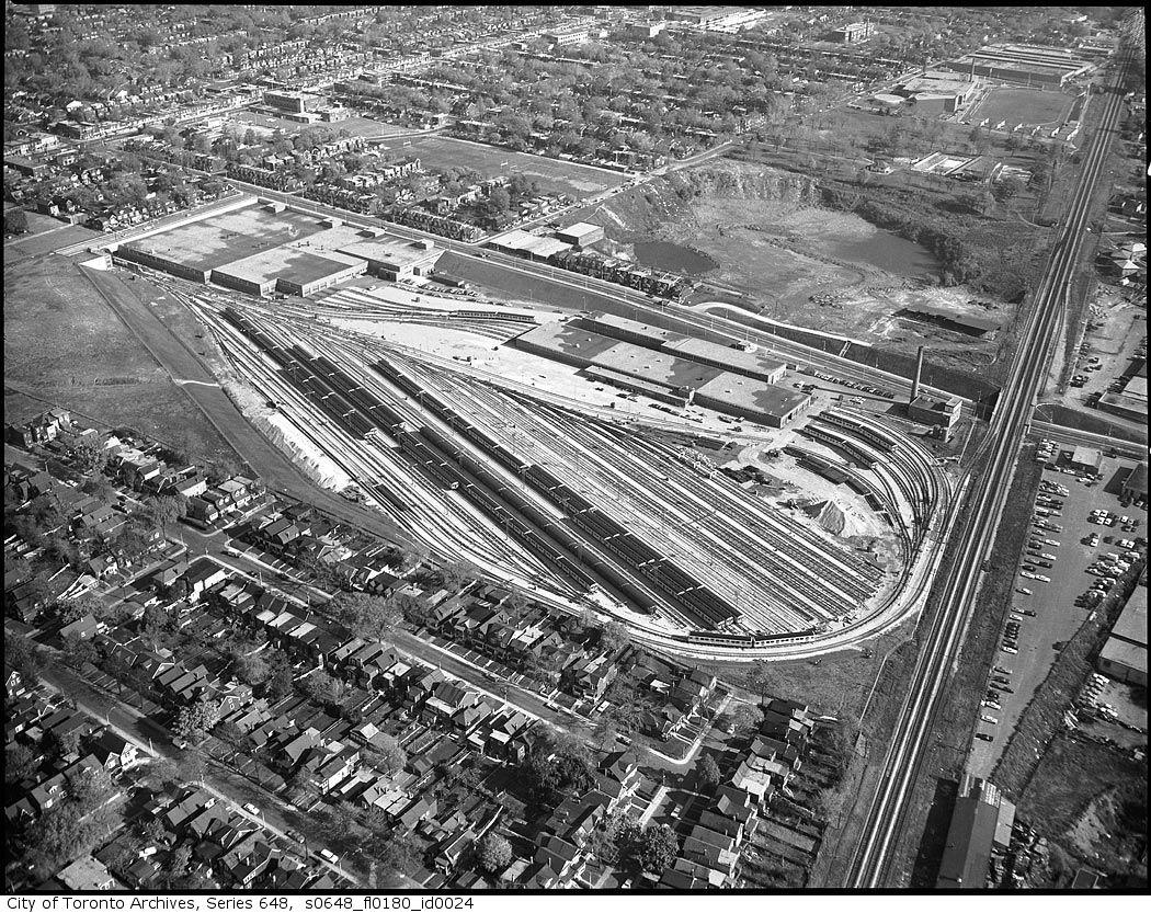 Bloor Danforth Subway 1965 TARCH 24