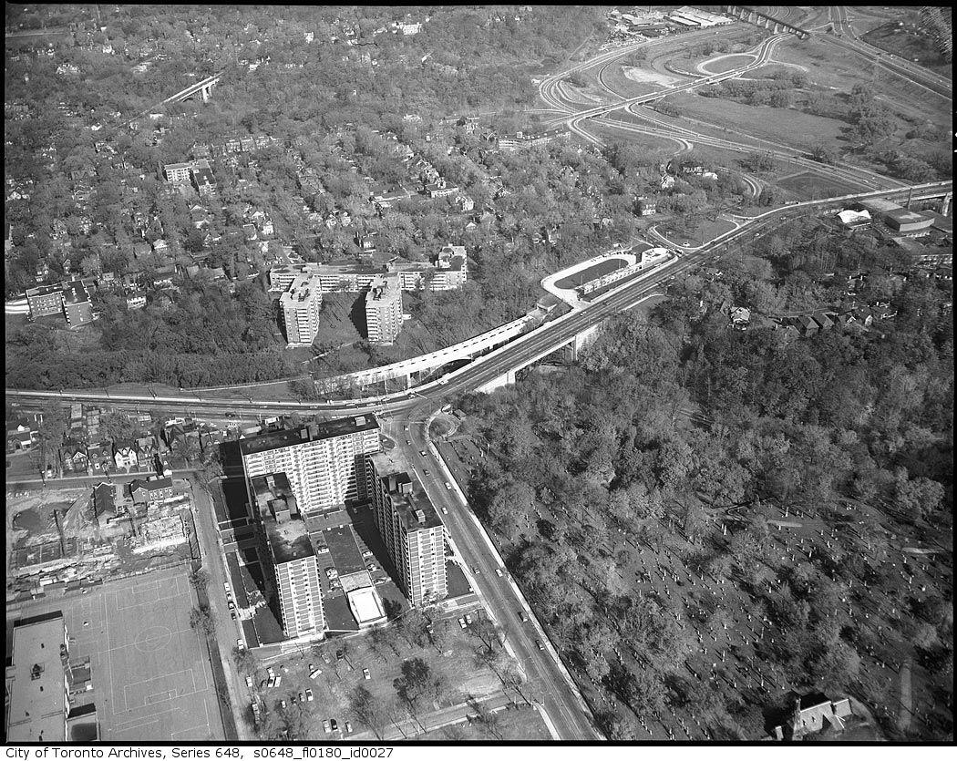 Bloor Danforth Subway 1965 TARCH 27