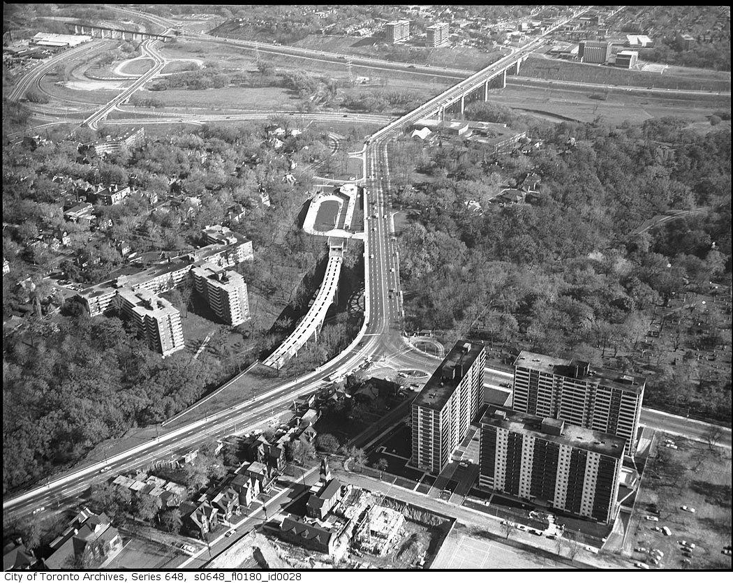 Bloor Danforth Subway 1965 TARCH 28