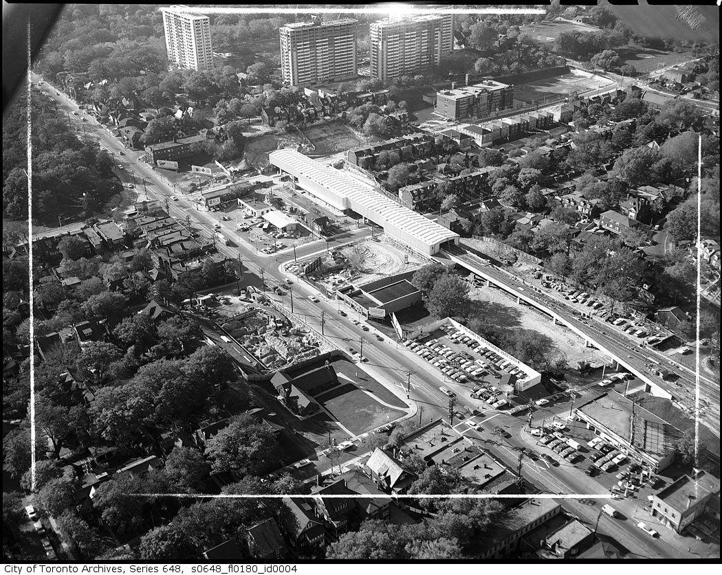 Bloor Danforth Subway 1965 TARCH 4