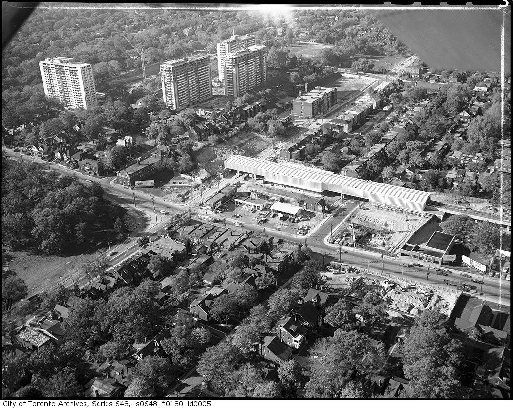 Bloor Danforth Subway 1965 TARCH 5