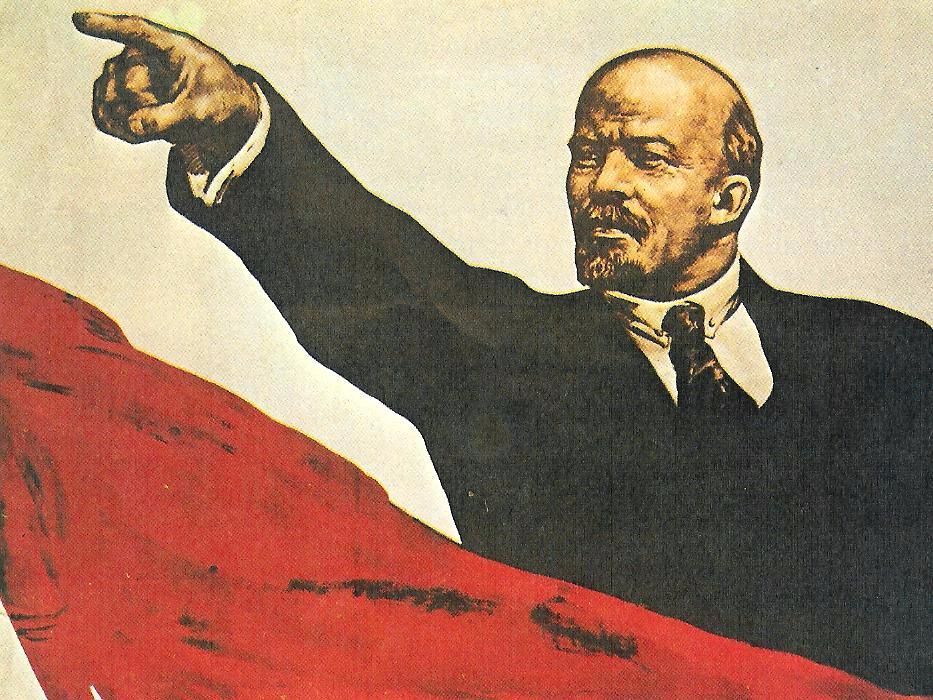 Vladmir Lenin