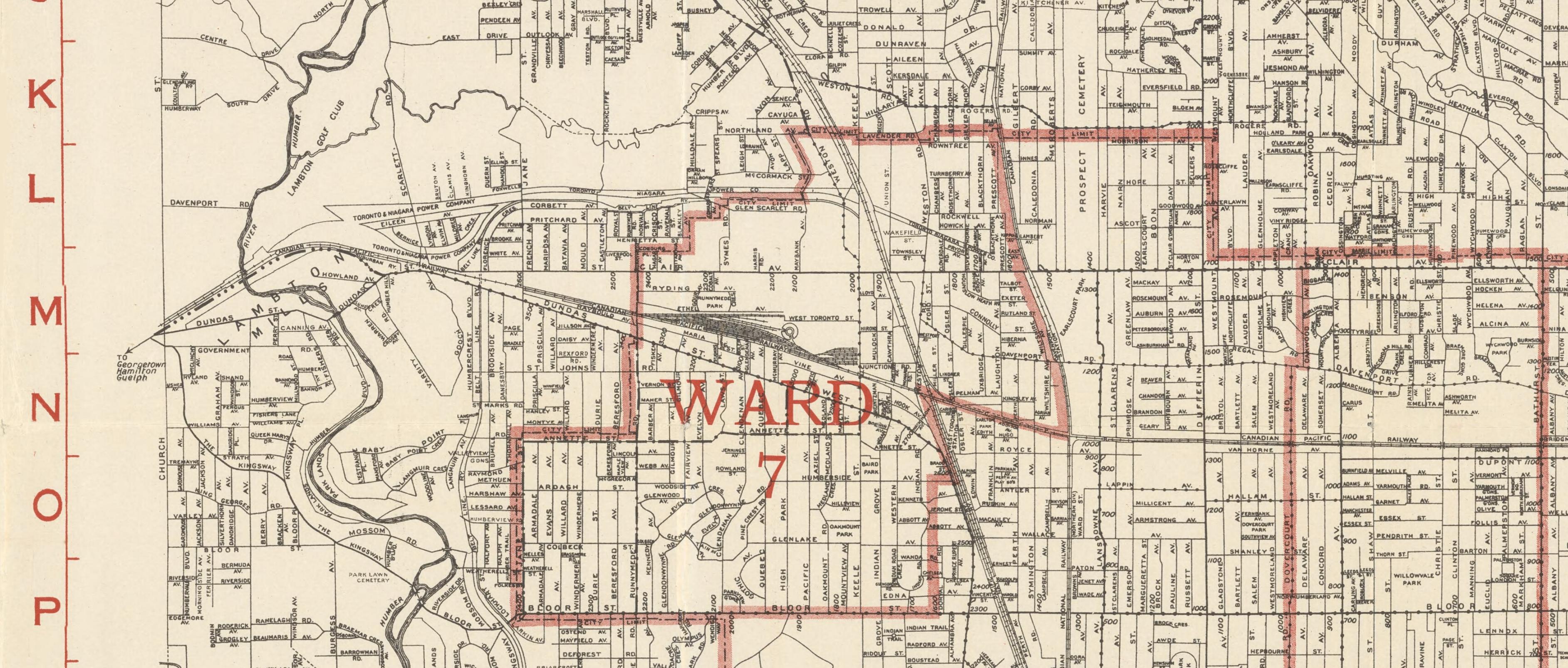 1921 Centre west