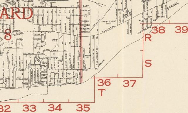 1921 South east east