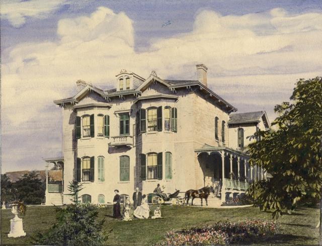 1 Spadina House