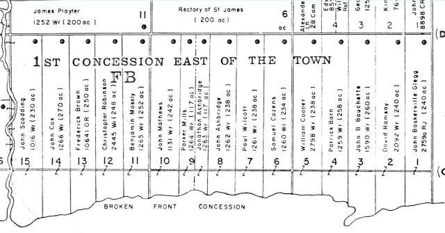 1796 Landowners Lot 12