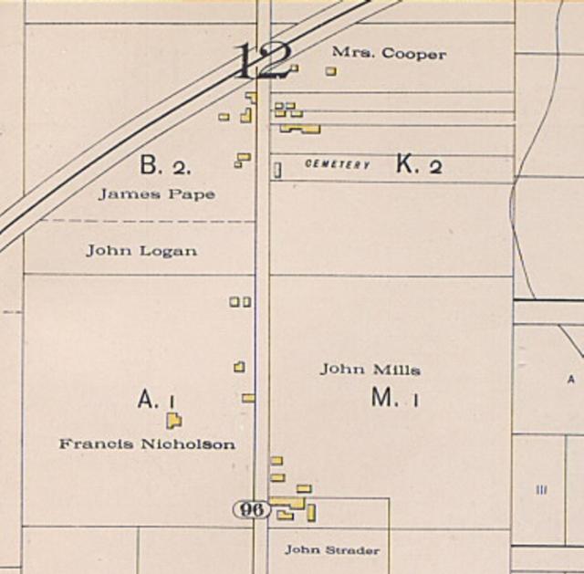 1884 Goad's Atlas
