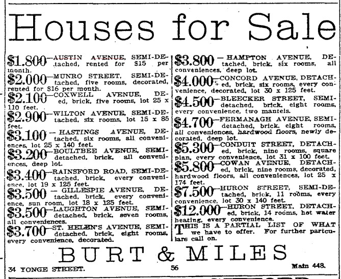 19130628 TS Real Estate Austin Ave