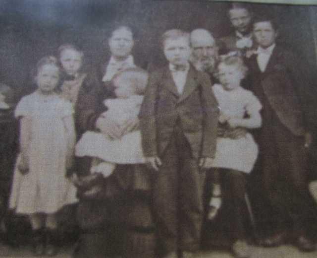 John Mills family