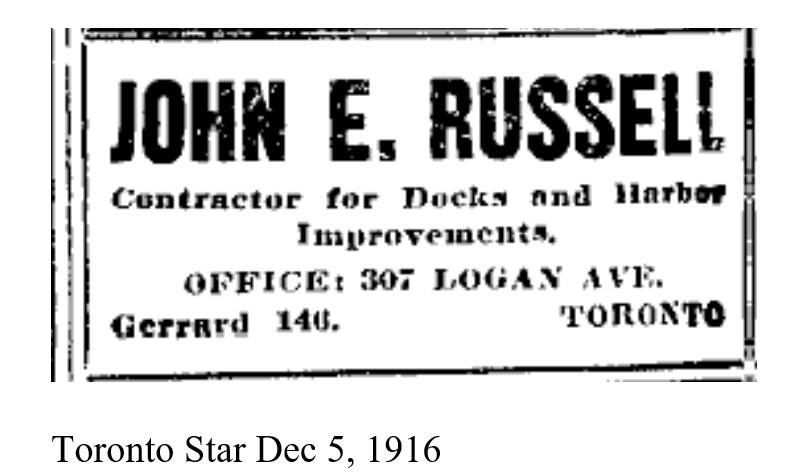 19161205 TS John E Russell ad