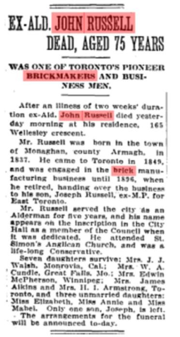 19120909 GL John Russell obituary