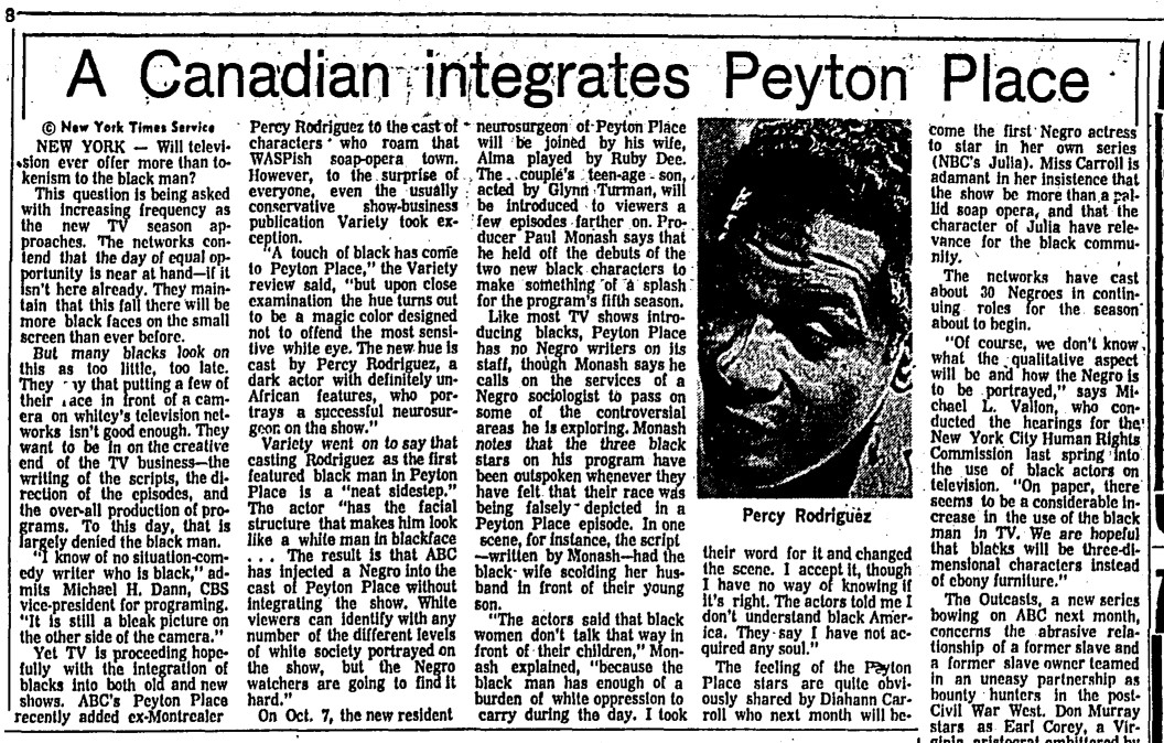 19680928 GM A Canadian integrates Peyton Place1