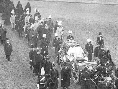 Queen Victoria's funeral