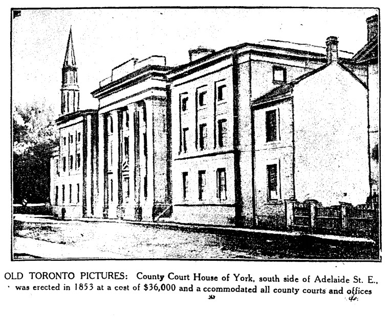 19300306 TS Adelaide Street courthouse