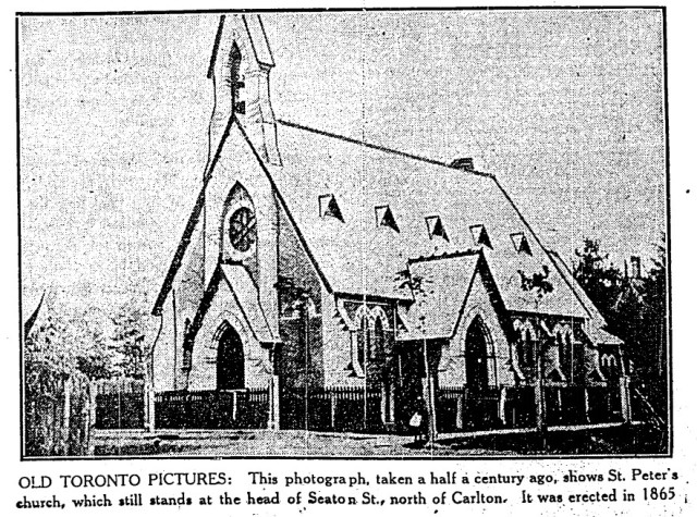 19300318 TS St. Peter's Church Seaton St n of Carleton
